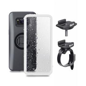 SP Connect Bike Campingkoker Set S8/S9, black/transparent